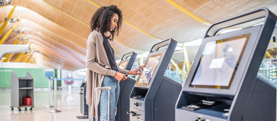 Self-service Kiosks Improve the Store Performance