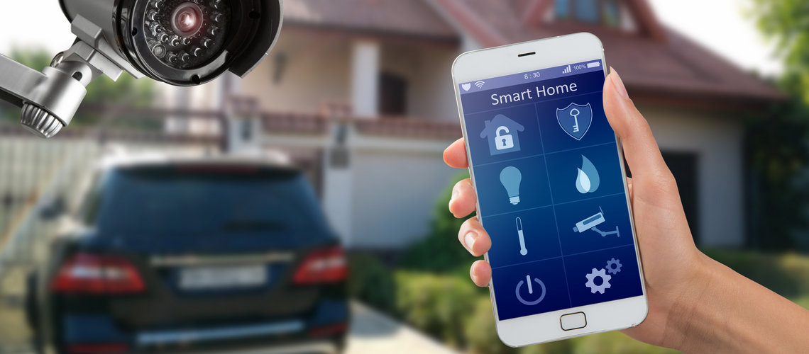 Video Surveillance System for Your Home
